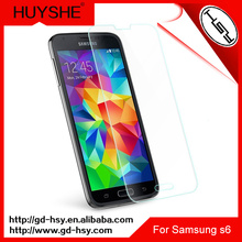 HUYSHE 2.5d 9h crystal clear screen protector for samsung galaxy s6