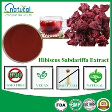 Factory Supply Pure Hibiscus Sabdariffa Extract