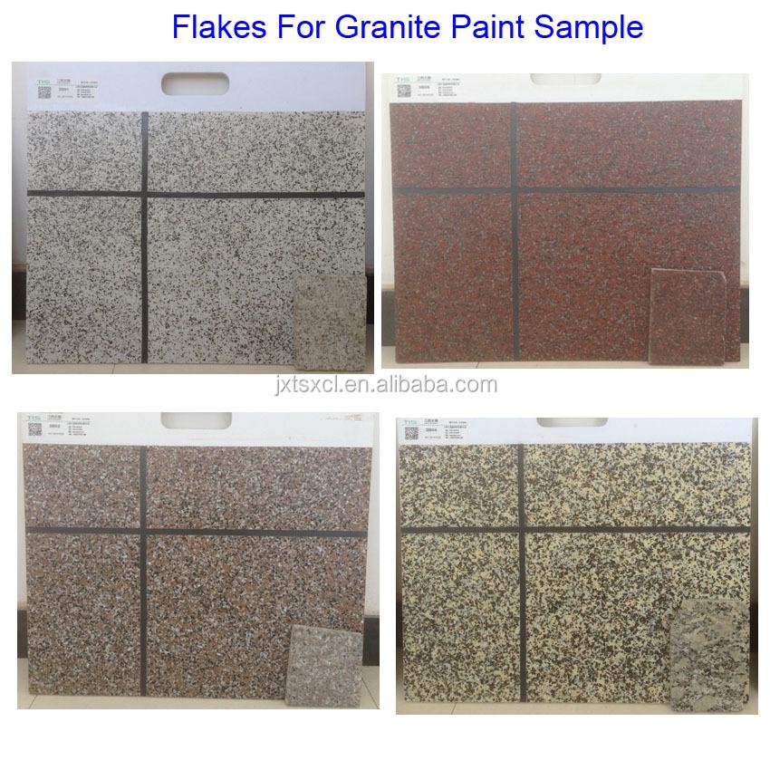 Granite Real Stone Effect Decorative Flakes Exterior Wall Coating Buy Flakes Exterior Wall