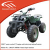 300cc gas super water-cooled quad atv with CE 4X2