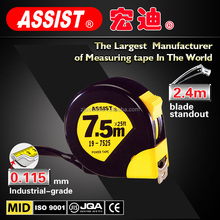 fit hands comfortably nylon coating metal thickness tape flexible measuring ruler funny abs case depth water tape measure