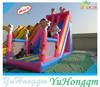 cheap dora slide inflatable dora slide for sale ,kids inflatable dry slides