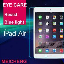 anti explosion high clear anti fingerprint tempered glass screen protector for ipad mini