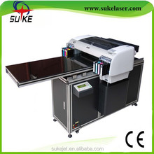 High-resolution UV printer flatbed /PVC card promotion stuff printing machine