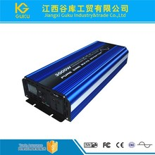 Home Solar system off grid high frequency DC 24V AC 220V 3000w pure sine wave power inverter dc to ac converter