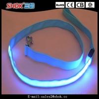 dog product smart electric nylon dog leash