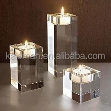 brand new romantic European-style home decoration Crystal candle holder