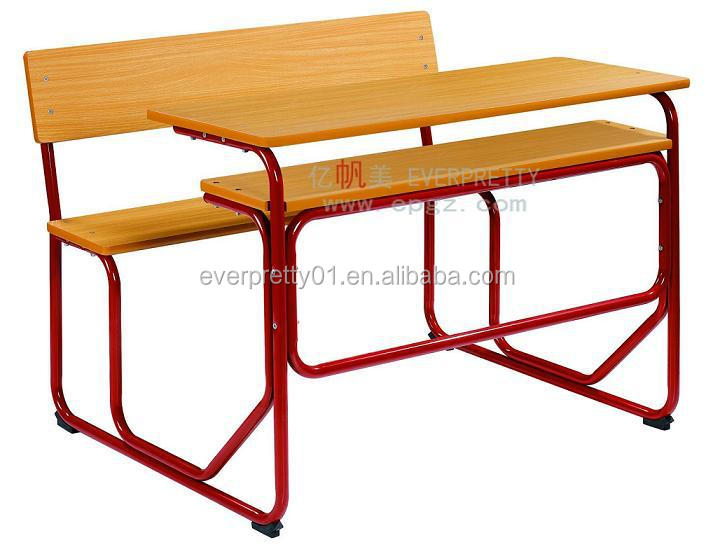 Cheap school furniture desk for single seat classroom desk for Affordable furniture for college students
