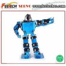 Feetech daisy chained servos support 17 DOF DIY RC Robot Toys
