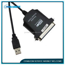 ieee 1284 cable ,H0T008 usb 2.0 to db25 ieee-1284 parallel printer cable adapter