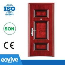 Utiliza puerta de hierro forjado puertas/puerta de hierro precio