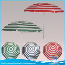 Garden Patio Beach Sun Umbrella Sunshade Outdoor Folding Parasol