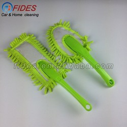 chenille duster, car cleaning brush, microfiber car duster