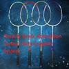 Top Custom Carbon Woven Badminton Racket
