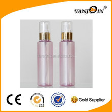 with spray pump lady pink bottle perfume wholesale