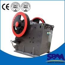 SBM jaw crusher for crushed gold ore south africa leading global