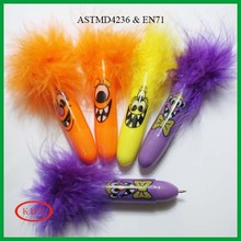 Promotional Mini Ballpoint Pen with Feather