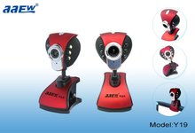 2.0MP cámara web Logitech, accesorios de computadora cámara para PC