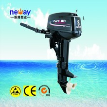China manufacturer used 4 stroke outboard motors