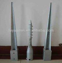 High Quality Galvanized Recessed Anchor