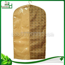 wholesale Non woven hanging garment bag travel / suit covers / garment covers