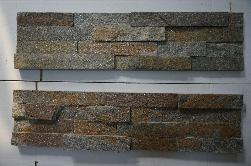 parede de pedra, revestimento de pedra, pedra pilha  ~ Revestimento Quartzo Pedra