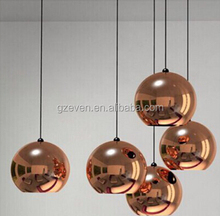 glass ball pendant /hanging/ceiling lighting with trade asssurance