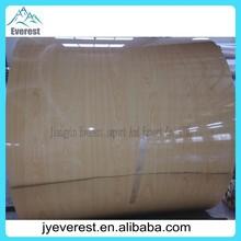 wooden grain ppgi galvanized steel sheet for construction use