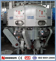 BHYW-8C automatic valve bag filling and sealing machine with 8 spouts made by Tangshan Zhongyi Machine