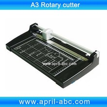 A4 manual rotary roller paper cutter trimmer 14inch