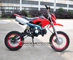 Hot Style 2 Wheel 2 Stroke 125cc Dirt Bike for Sale Cheap