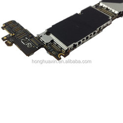 100% Original & unlocked motherboard for iphone 4 , motherboard with chips,8GB/16GB/32GB(H07)