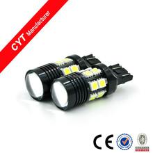 Hot Sale 7443 w21/5w car bulb 5050 SMD Led Lights Car turn Brake light