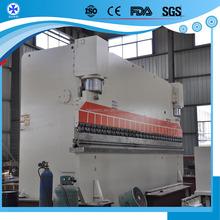 Espiral máquina de dobra hidráulica barra chata máquina de dobra