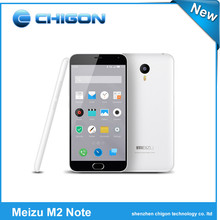 hot selling mobile phone meizu m2 note no customs duty international version available now
