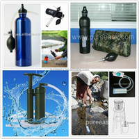 the best of personal water filter which once purchased by PLA paratroop, OEM, PF113