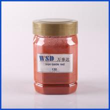 Pigmentos óxido de hierro Óxido de hierro rojo 130