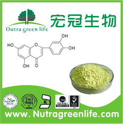 100% natural Chamomile extract, Chamomile flower extract powder, Apigenin 2% 98%/ CAS no. 520-36-5
