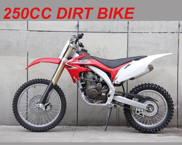 250cc Water-cooled Off-road Dirt Bike (MC-683)