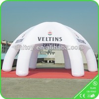 Outdoor events winter Inflatable dome tent