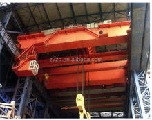 Metallurgical Overhead Heavy Crane of 180/50 tons to 200/50 tons