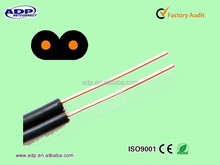 outdoor copper CCA telephone cable 2x18 AWG roll 300 Meter