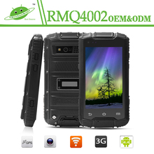 MTK6582 Quad Core 4.0 Inch Android 4.4 Rugged Waterproof Rugged Mobile Phone