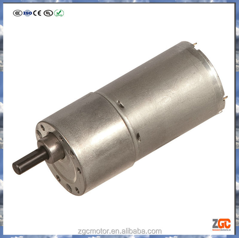 Pm Dc Spur Gear Motor 35mm Gear Box Od37 24v Buy Pm Dc