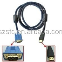 Manufacture stc cable High Quality VGA Cable 10m 20m 30m 50m