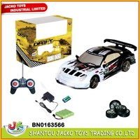 1:18 Powerful 4wd RC Drift Car With Battery And Charger