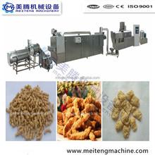 CE Certified Soya Meat Machinery