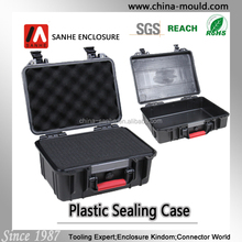 45-25 hot sale & good quality plastic equipment case with handle
