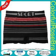 2012 Hot sales Front Open Mens Underwear Boxer