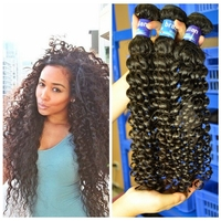 2015 best hair for sale 7A high quality little to shed true glory brazilian curly hair